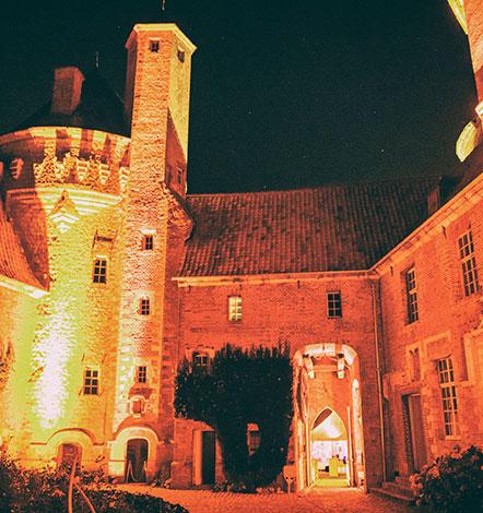 Chateau d'Olhain - Groupe Procivis Nord