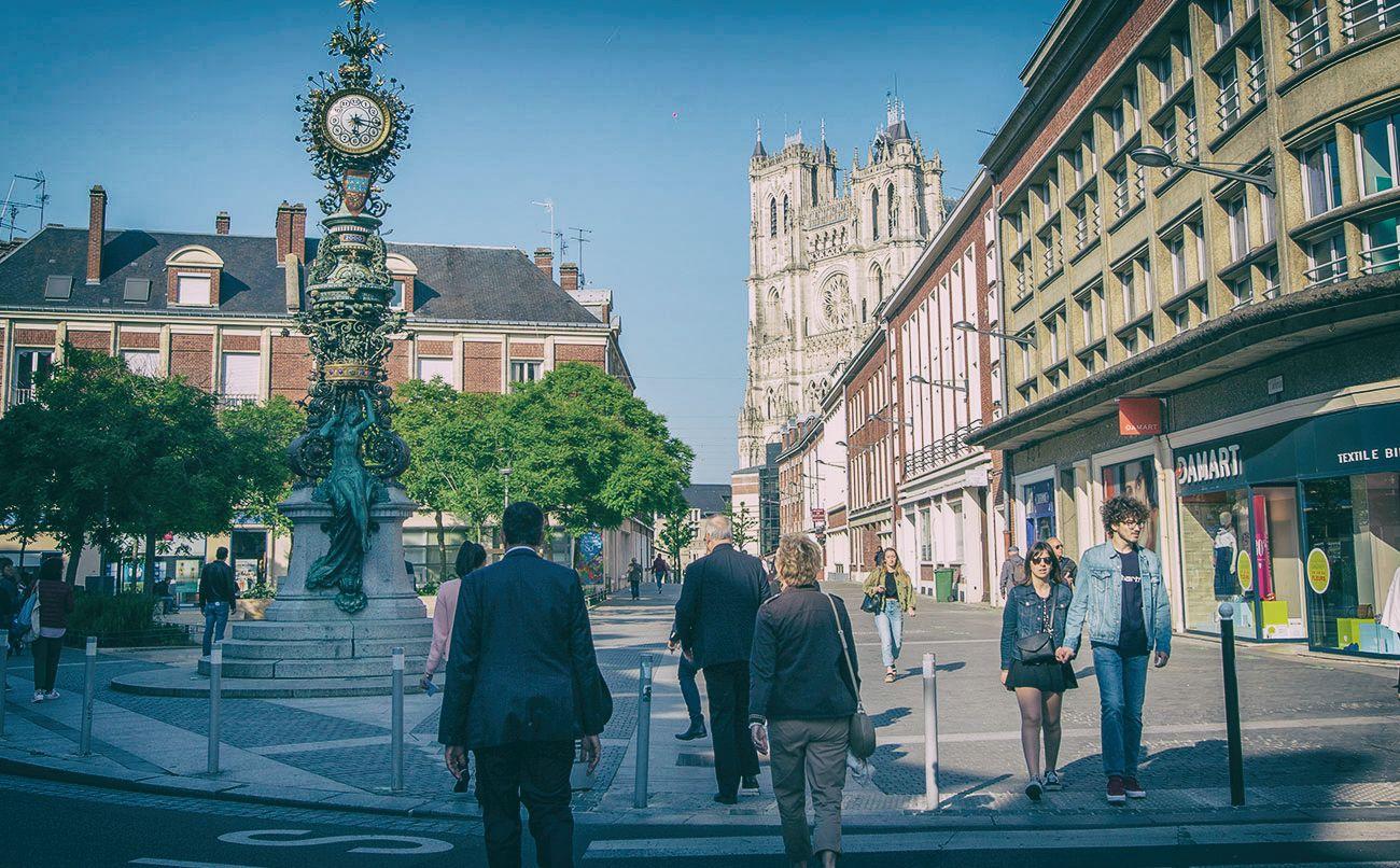 Un team building unique à Amiens