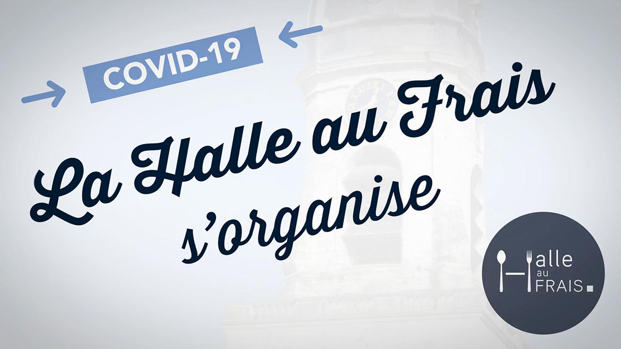 Iminance - Film de communication & vidéo marketing - La Halle au frais - Covid-19