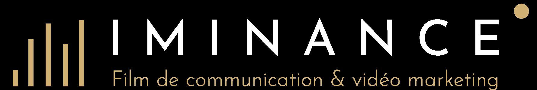 Iminance - Film de communication & vidéo marketing - Logo