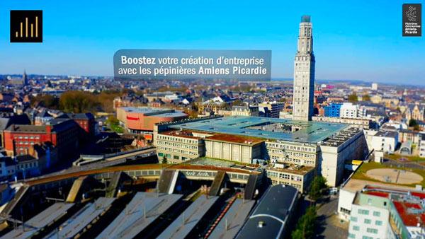 CCI Amiens Picardie - Gare Amiens