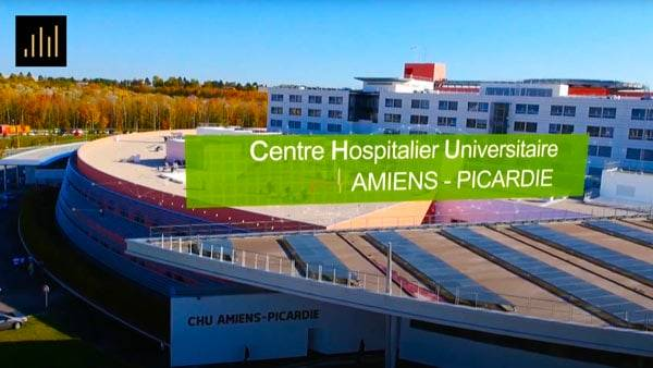 CHU Amiens Picardie - Film - Drone